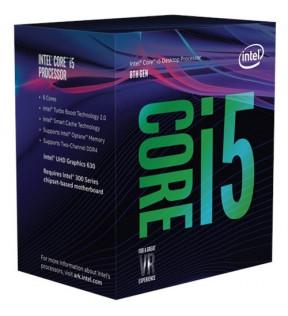 CPUI CORE I5 8400