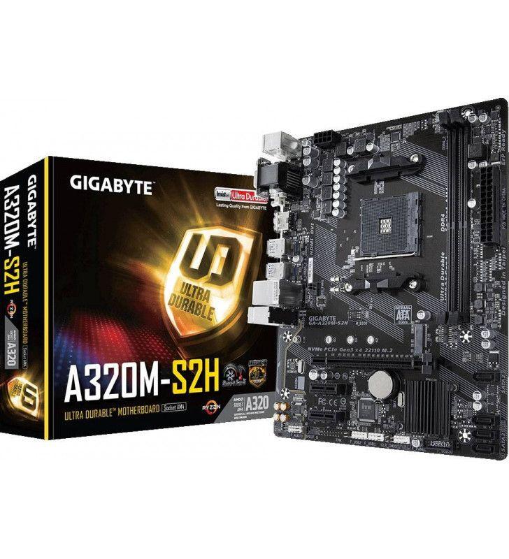 Composants PC-GIGABYTE-CMA-GIG-A320M-S2H