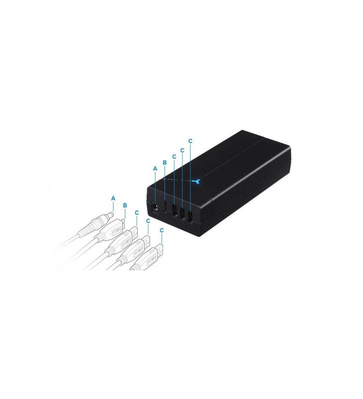 Tous les accessoires PC portables-FSP-CHAR-095-FSP-NBH11
