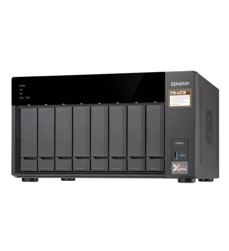 Serveurs NAS-QNAP-NAS-QNA-TS-873-4G