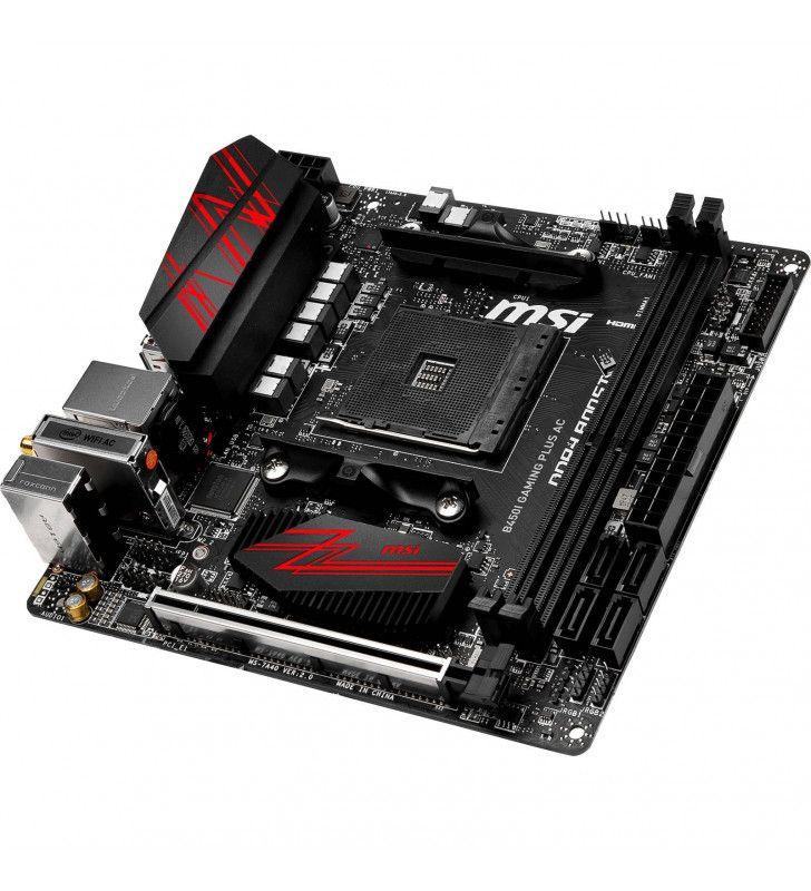 Composants PC-MSI-CMA-MS-B450I-G-PAC