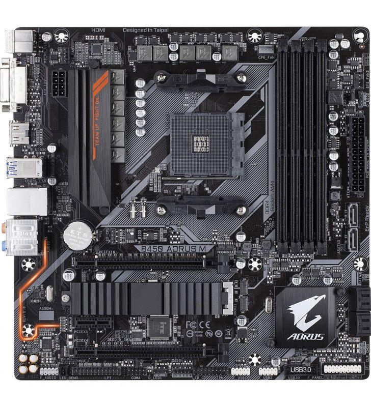 Composants PC-GIGABYTE-CMA-GIG-B450-A-M