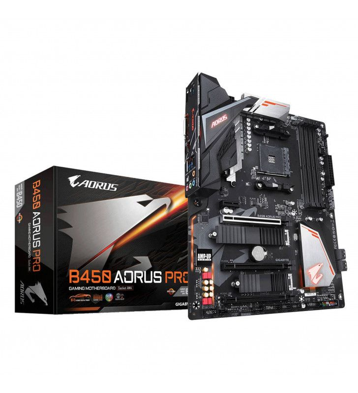 Socket Intel-GIGABYTE-CMA-GIG-B450-A-PRO