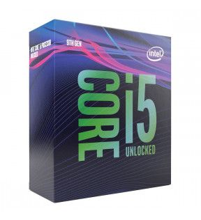 Composants PC-INTEL-CPUI-CORE-I5-9600K