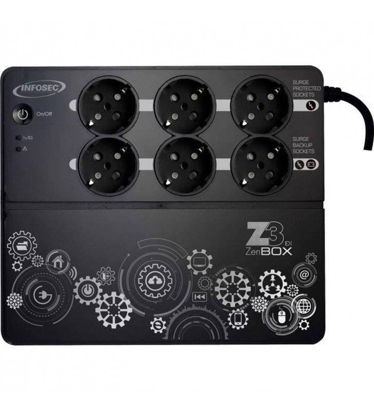 Périphériques PC-INFOSEC-OND-INF-Z3ZENEX500