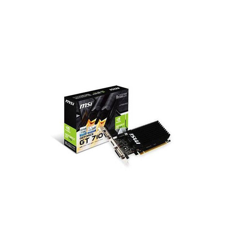 Univers gamer-MSI-VGA2-N710-2GD3H-LP