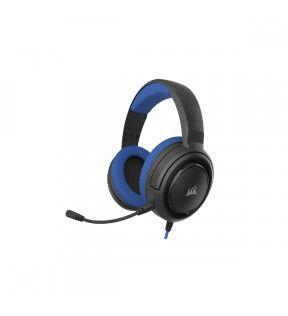 Claviers, souris, casques-CORSAIR-CAS-COR-HS35-BLUE