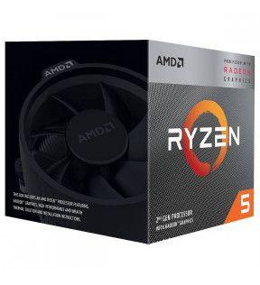 Composants PC-AMD-CPUAM4-RYZEN53400G