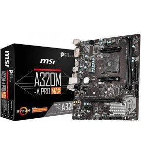 Composants PC-MSI-CMA-MS-A320M-A-PM