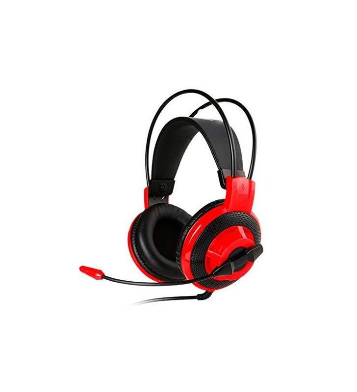 Claviers, souris, casques-MSI-CAS-MSIDS501-RB