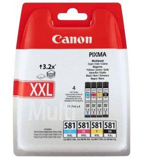 Tous les consommables imprimantes-CANON-CON-CAN-CLI-581XXL