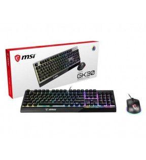 Univers gamer-MSI-CL-MSI-GK30-COMBO