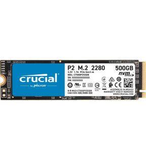 Composants PC-CRUCIAL-DD-SSD-CRU-500-P2