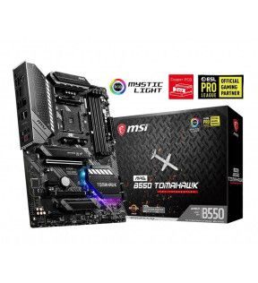 Composants PC-MSI-CMA-MSI-B550-TOM
