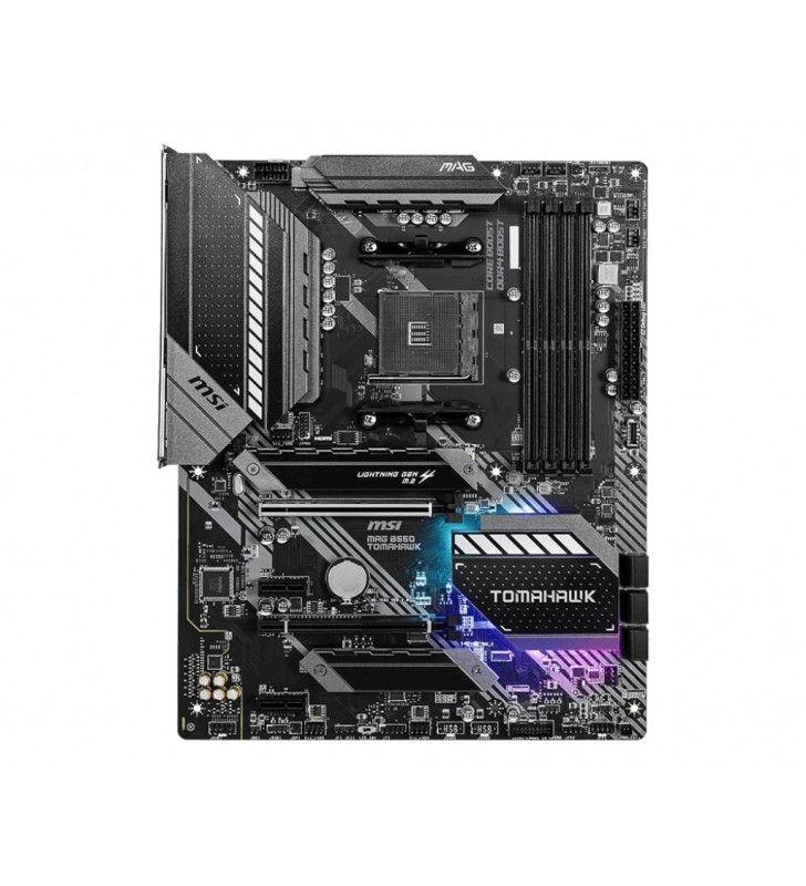 Composants PC-MSI-CMA-MSI-B550-TOM