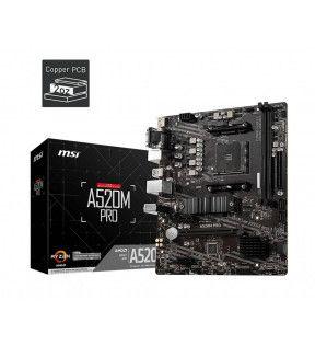 Composants PC-MSI-CMA-MS-A520M-P