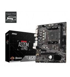Composants PC-MSI-CMA-MS-A520M-A-P