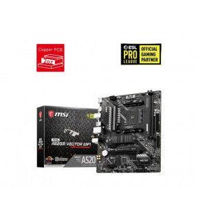 Composants PC-MSI-CMA-MS-A520M-V-W