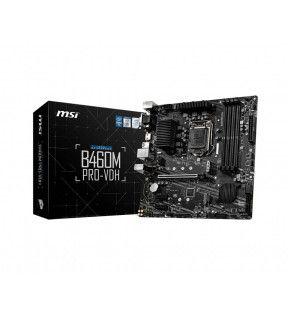 Socket Intel-MSI-CMI-MSI-B460M-PVD