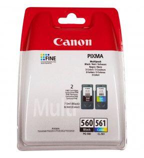 Cartouches d'encre-CANON-CON-CAN-PG560-MULT