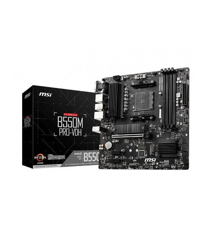Socket AMD-MSI-CMA-MSI-B550M-PVD