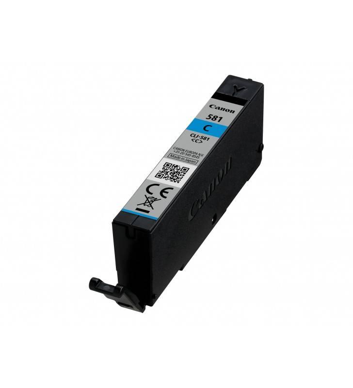 Tous les consommables imprimantes-CANON-CON-CAN-CLI-581-C