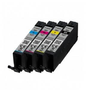 Tous les consommables imprimantes-CANON-CON-CAN-CLI-581