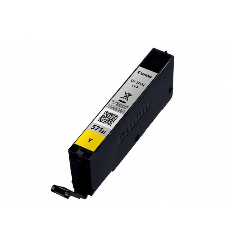 Tous les consommables imprimantes-CANON-CON-CAN-CLI-571XLY