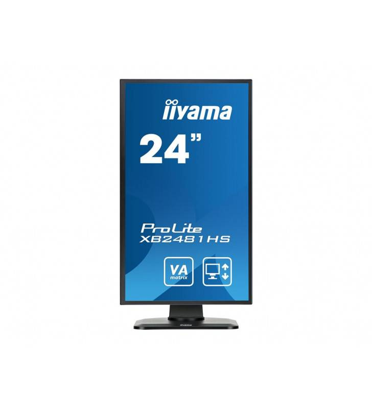 Ecrans PC 24''-IIYAMA-MO-II-24PLXB2481HS