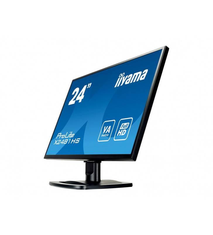 Ecrans PC 24''-IIYAMA-MO-II-24PLX2481HS1