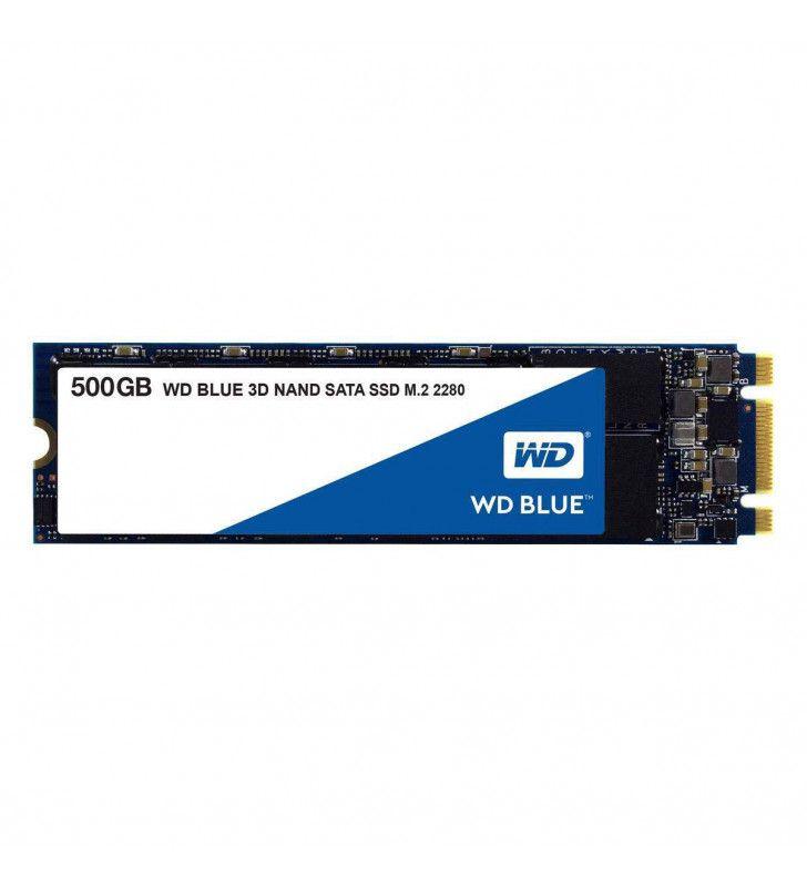 WD Blue 3D NAND SATA SSD WDS250G2B0B - Disque SSD - 250 Go - SATA 6Gb/s - WESTERN DIGITAL - 1