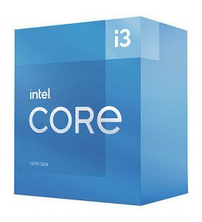 Intel® Core™ i3-10105 Processor 6M Cache, up to 4.40 GHz INTEL - 1