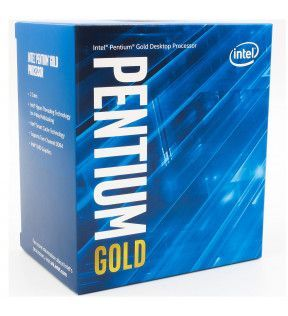 Intel® Pentium® Gold G6405 Processor 4M Cache, 4.10 GHz INTEL - 1