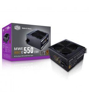 COOLER MASTER  MWE 550W V2 - 80+ Bronze - 550 Watts COOLER MASTER - 6