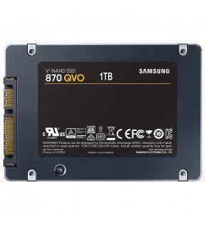 """Samsung SSD 870 QVO 1T 2.5"""" SATA *MZ-77Q1T0BW"""
