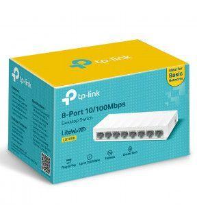 TP-Link LiteWave LS1008 - switch - 8 ports TP-LINK - 1