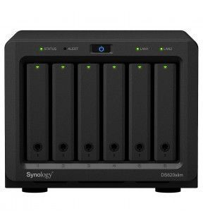 SYNOLOGY DS620SLIM - NAS - 6 Baies SYNOLOGY - 1