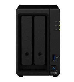 SYNOLOGY DS720+ - NAS - 2 Baies