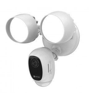 EZVIZ LC1C BLANC - Caméra De Surveillance Réseau