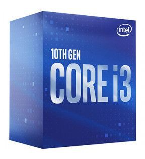Intel® Core™ i3-10100F Processor 6M Cache, up to 4.30 GHz INTEL - 3