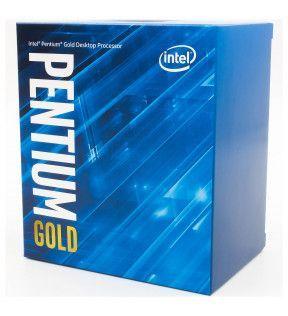 Intel® Pentium® Gold G6600 Processor 4M Cache, 4.20 GHz INTEL - 1