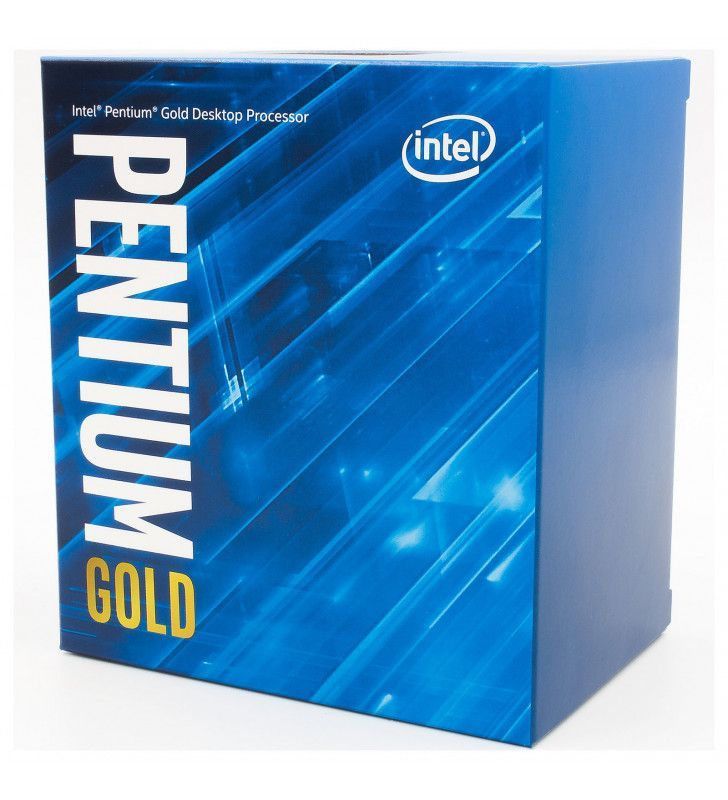 Intel® Pentium® Gold G6600 Processor 4M Cache, 4.20 GHz INTEL - 1