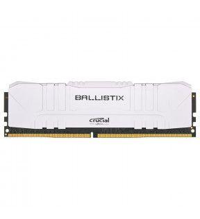Ballistix White 16G (1x16G) DDR4 2666Mhz *BL16G26C16U4W