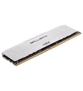 Ballistix White 8G (1x8G) DDR4 3200Mhz *BL8G32C16U4W CRUCIAL BALLISTIX - 1