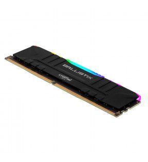 Ballistix Black RGB 32G (1x32G) DDR4 3200Mhz *BL32G32C16U4BL