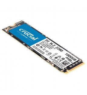 Crucial P2 SSD 1T M.2 PCIe NVMe *CT1000P2SSD8
