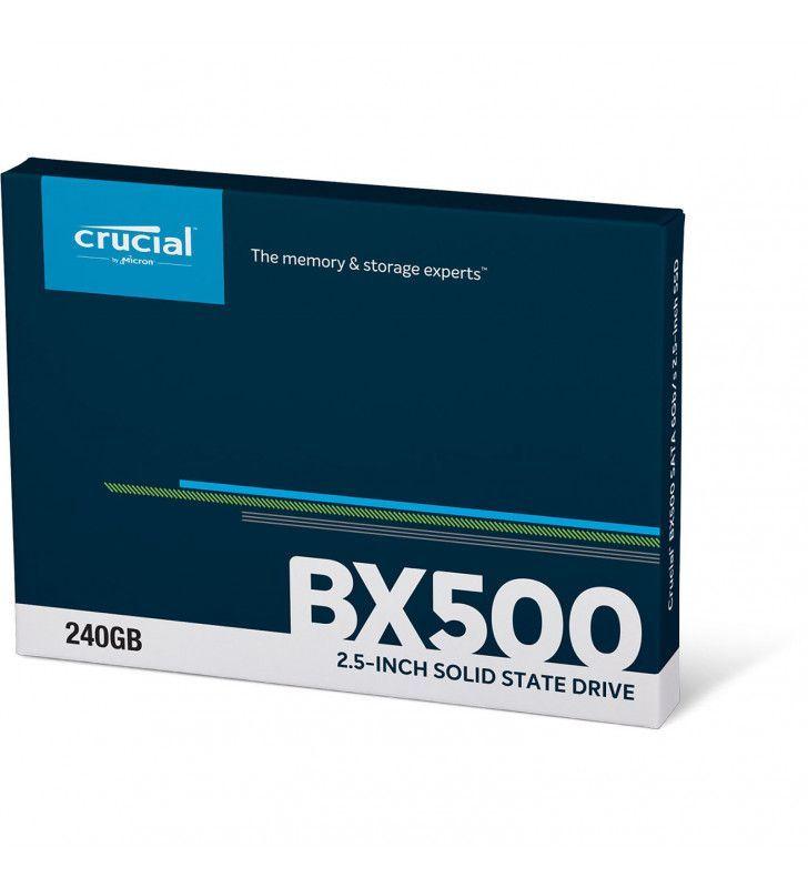 Crucial BX500 - Disque SSD - 240 Go - SATA 6Gb/s - CRUCIAL - 4