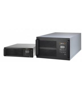 INFOSEC E6 LCD TM RM 20000 - onduleur - 16000 Watt - 20000 VA INFOSEC - 1