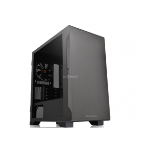 Thermaltake S100 TG - tour - micro ATX Thermaltake - 1