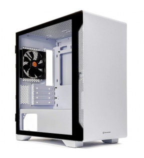 Thermaltake S100 TG Snow - Tempered Glass Snow Edition - tour - micro ATX Thermaltake - 1